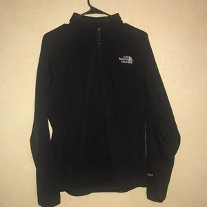 COPY - The North Face Black TKA Glacier Full Zip …